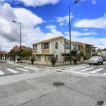 Municipalidad de Ambato repinta señalización vial en Ficoa e Ingahurco