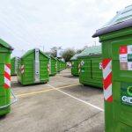 Municipalidad recomienda hacer un correcto y adecuado uso de los contenedores