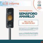Ambato continúa en semáforo epidemiológico amarillo hasta el 30 de junio