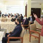 Alcalde anuncia aplicación de un plan para el control del comercio informal