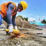 Área deportiva de Montalvo contará con moderna cubierta europea