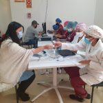Servidores municipales recibieron primera dosis de vacunación