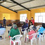 Socializan proyecto de repotenciación del parque de Techo Propio