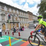 Municipalidad de Ambato promueve Plan de Movilidad Urbano Sostenible