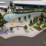 Municipalidad trabaja en la regeneración del parque La Laguna