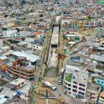 Intercambiador de tránsito de Huachi Chico tiene un avance del 65%