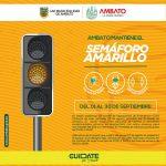 COE Cantonal establece semáforo amarillo para todo el mes de septiembre