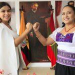 Mujeres lideresas asumieron la Alcaldía y Vicealcaldía de Ambato