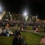 Municipalidad de Ambato apuesta a la sana distracción con 'Cine al Parque'