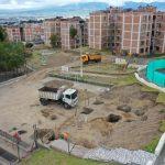 Avanza repotenciación del parque de la ciudadela Miñarica I
