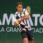 Varillas, siembra 1 debuta con triunfo en ATP Challenger 'Ambato La Gran Ciudad'.
