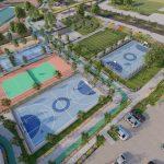 Ambato contará con parque dedicado al deporte.