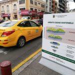 Municipalidad de Ambato se sumó a la 'Semana de la Movilidad'.