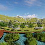 Techo Propio contará con un parque moderno y seguro para toda la familia