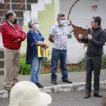 Los barrios de Ambato se tornan más bonitos y seguros con el trabajo en equipo